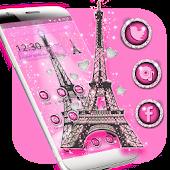 APK App Love Paris Eiffel Theme for BB, BlackBerry