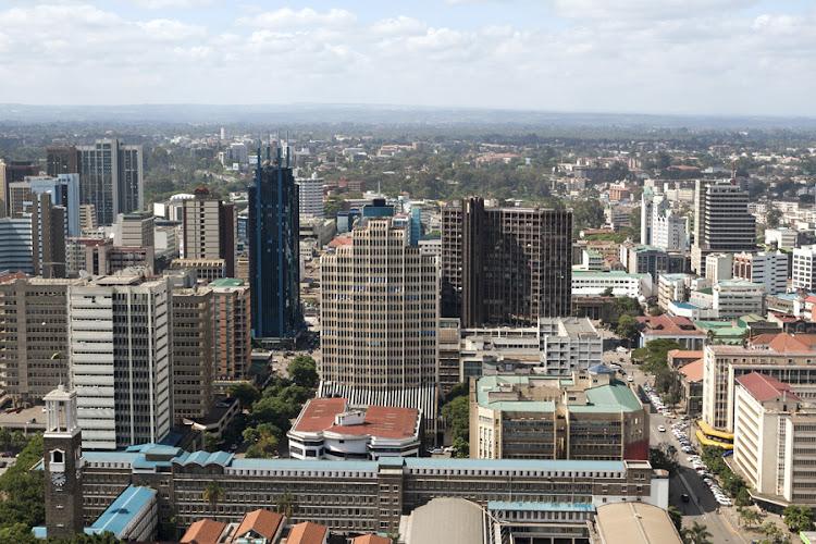 The Nairobi skyline. Picture: THINKSTOCK