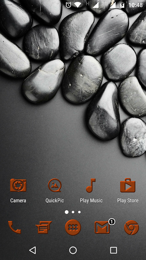 Cuprum Icon Pack Screenshot 1