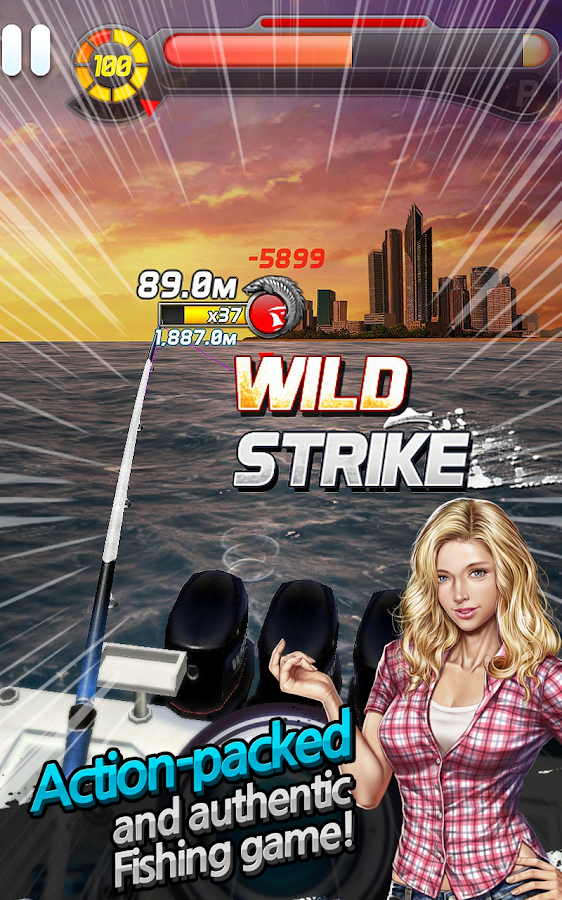 Ace Fishing: Wild Catch Screenshot 13