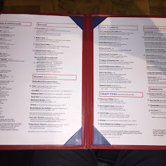 Here's the whole menu for the PHL location (between terminal B and C).