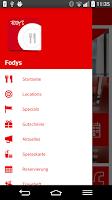 Screenshot of Fodys