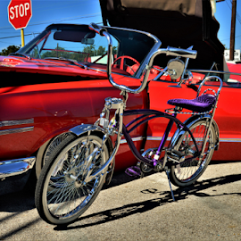 by Benito Flores Jr - Transportation Automobiles ( texas, car show, killeen )
