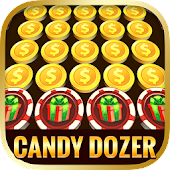 Download Candy Coins Dozer: Pusher Game APK to PC
