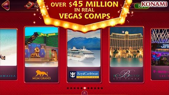 Free Download my KONAMI Slots - Free Vegas Casino Slot Machines APK for Samsung