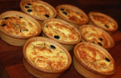 Mini Quiches - By The London Hog Roast Company