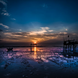 by Surya Forty-Six - Landscapes Sunsets & Sunrises