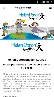Helen Doron English Cuenca - screenshot