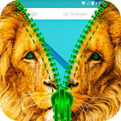 Lion Zipper Lock APK for Ubuntu