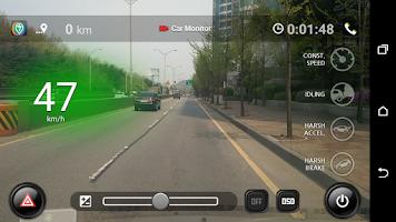 Screenshot of CaroO Pro (Dashcam & OBD)