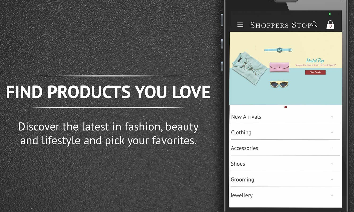 Shoppers Stop: Shopping App Screenshot 2