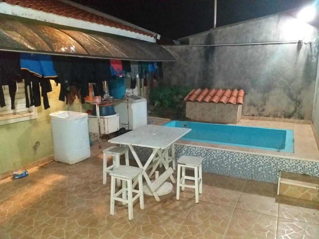 Casa à venda, 54 m² por R$ 235.000,00 - Residencial Cosmos - Campinas/SP