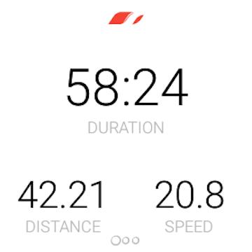Runtastic Road Bike Cycling GPS Tracker screenshot 12