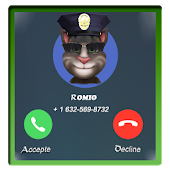 Download Full Call From Cat Talking 1.0 APK