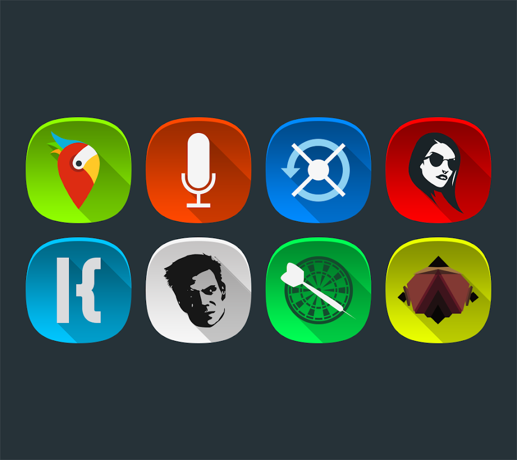 Annabelle UI - Icon Pack Screenshot 5