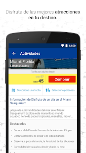 Free Download Despegar.com Hoteles y Vuelos APK for Samsung