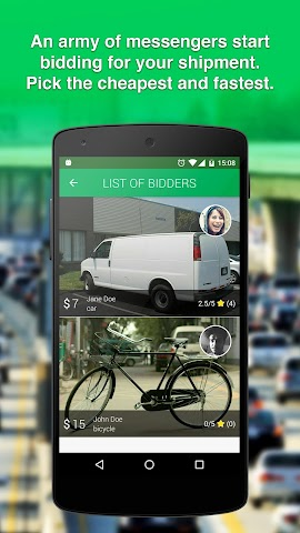 android Dotodo - Urban Logistics Screenshot 2