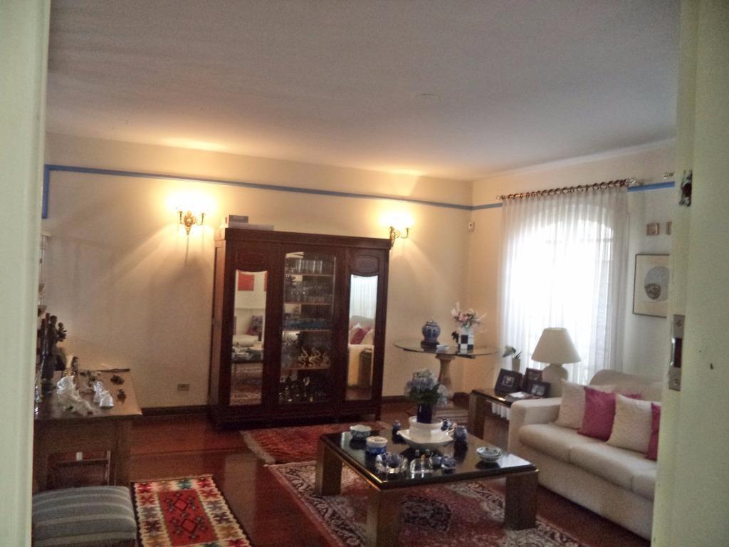 Casa 3 Dorm, Campo Belo, São Paulo (SO0413)