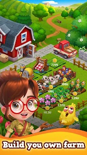 Farm and travel - Idle Tycoon for pc