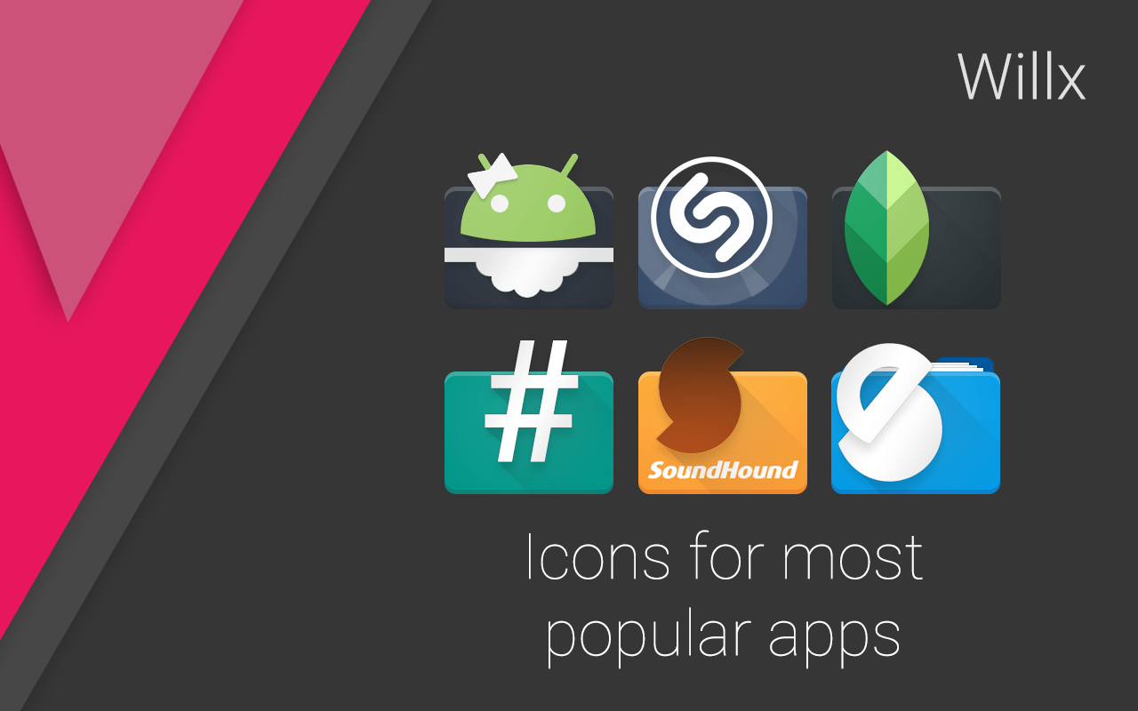 Willx Icon Pack Screenshot 6