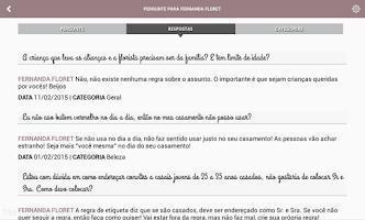 Screenshot of Vestida de Noiva