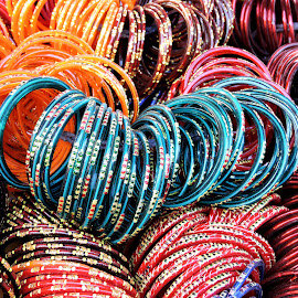 bangles by SANGEETA MENA  - Artistic Objects Clothing & Accessories