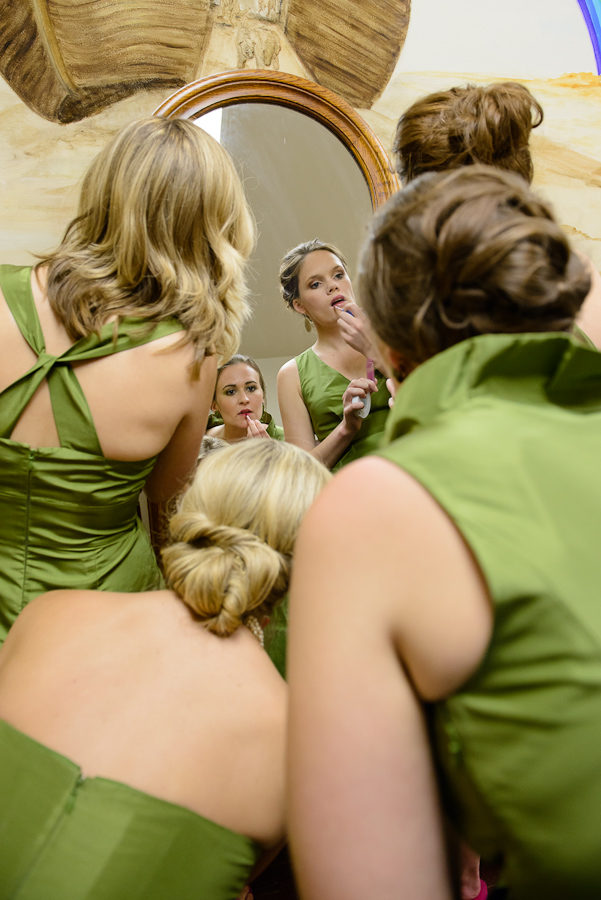 by David Drufke - Wedding Getting Ready