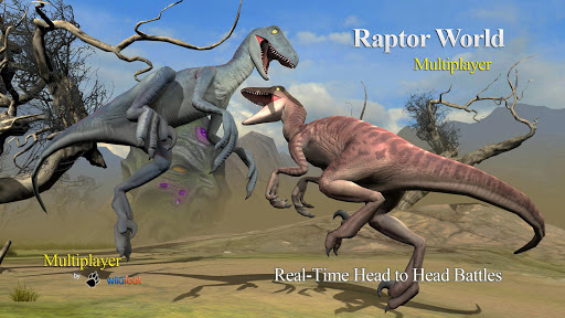 Raptor World Multiplayer For PC