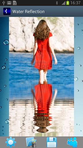 Water Reflection Ad - screenshot