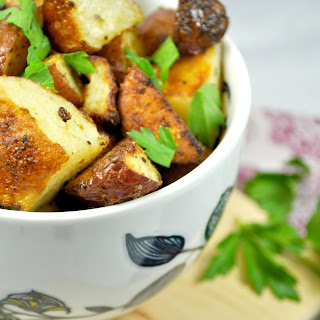 Crispy Oven-Roasted Seasoned Potatoes