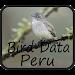 Bird Data - Peru Icon