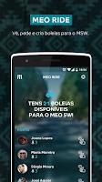 Screenshot of MEO SW
