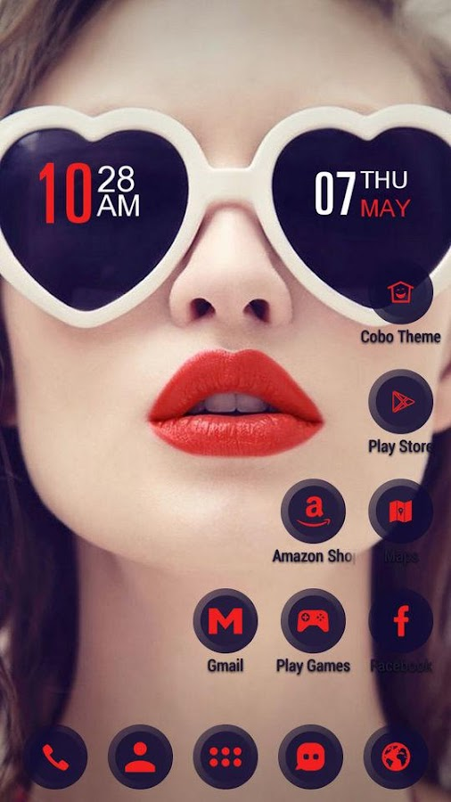 Cobo Launcher - Easy Beautify Screenshot 6