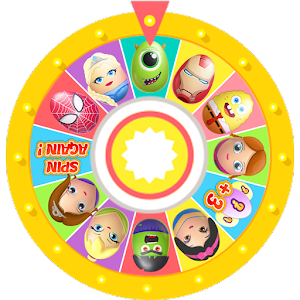 Wheel Of Surprise Eggs Game 1.0.7 Icon