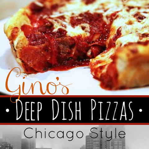 Our Version of Gino's East Deep Dish Pizza