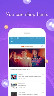 Meaning Messenger-Shopping Mail Video News Payment