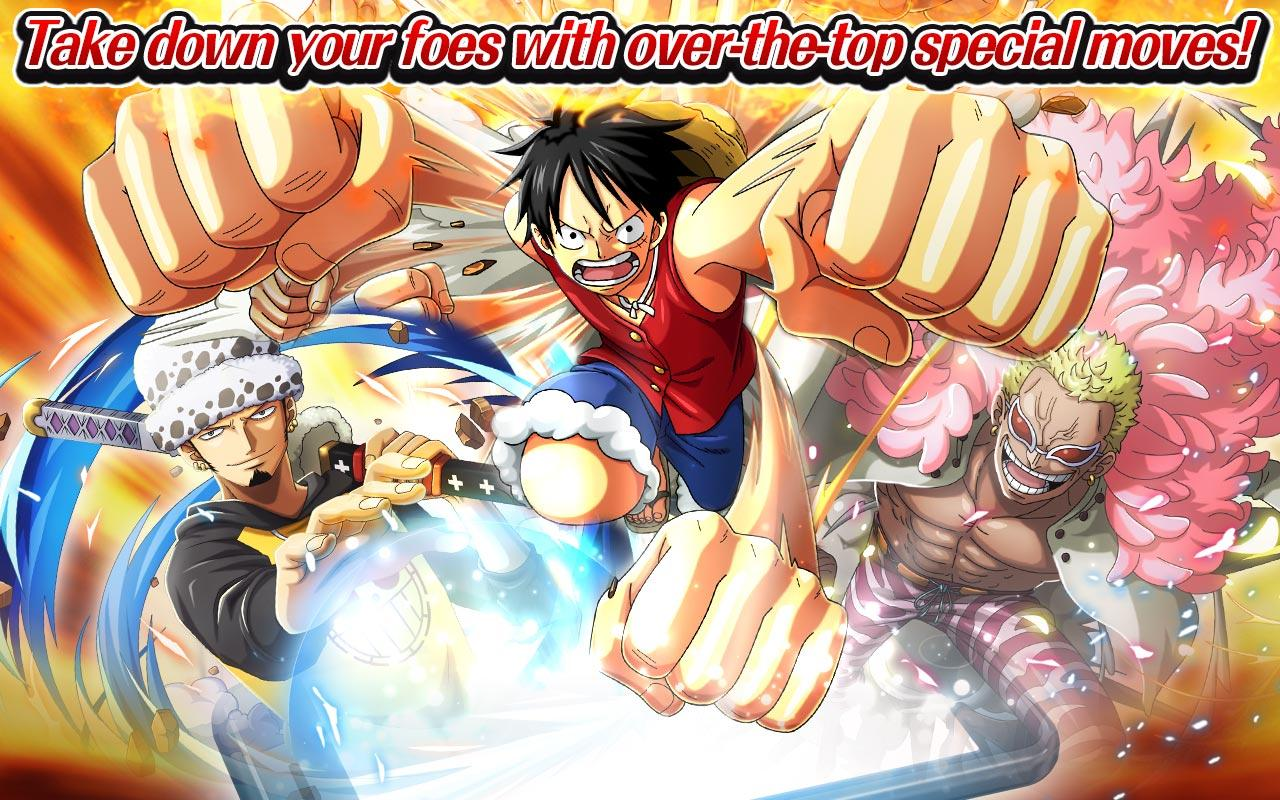 ONE PIECE TREASURE CRUISE Screenshot 4