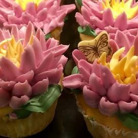 Fancy Cupcakes  by Lope Piamonte Jr - Food & Drink Cooking & Baking