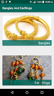 Bangles Earrings - screenshot