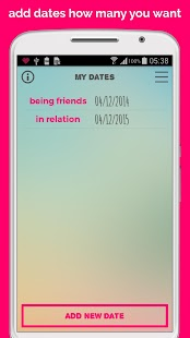 Free Relationship Time Counter APK for Windows 8