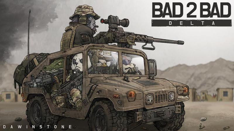 BAD 2 BAD: DELTA Screenshot 0