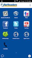 Screenshot of NEIU-Mobile
