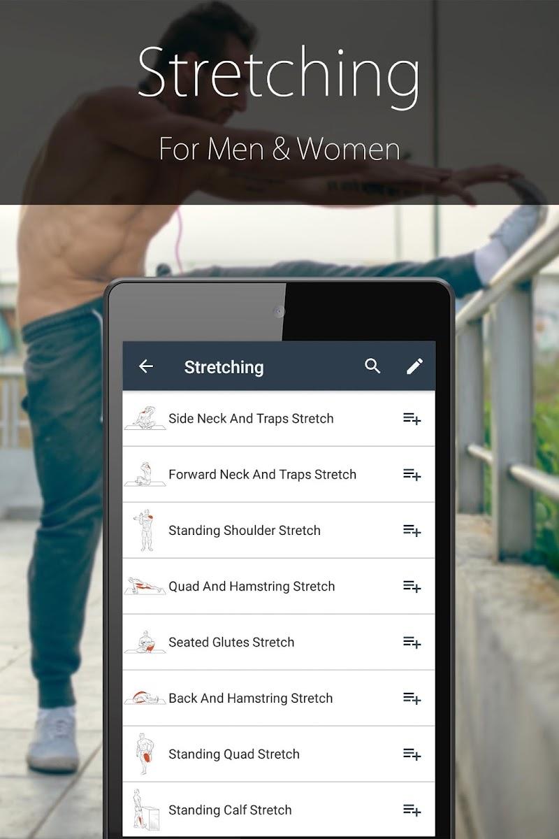 Fitness Trainer FitProSport FULL Screenshot 6
