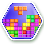 Hexa Block Tiles for Tetris Classic Icon
