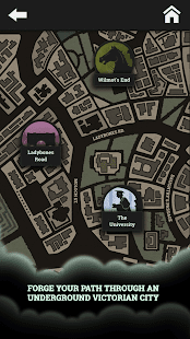 Fallen London - screenshot