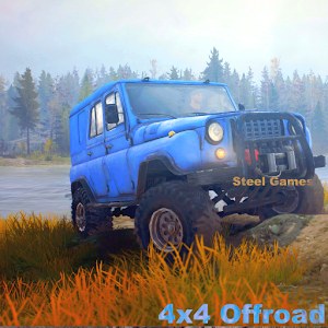Off-Road 4x4 SUV Hill Climb For PC