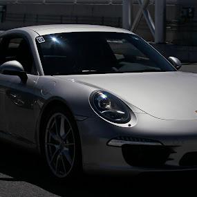 Porsche by Cristobal Garciaferro Rubio - Transportation Automobiles ( car, automobile, porsche, sport, auto, 911 )