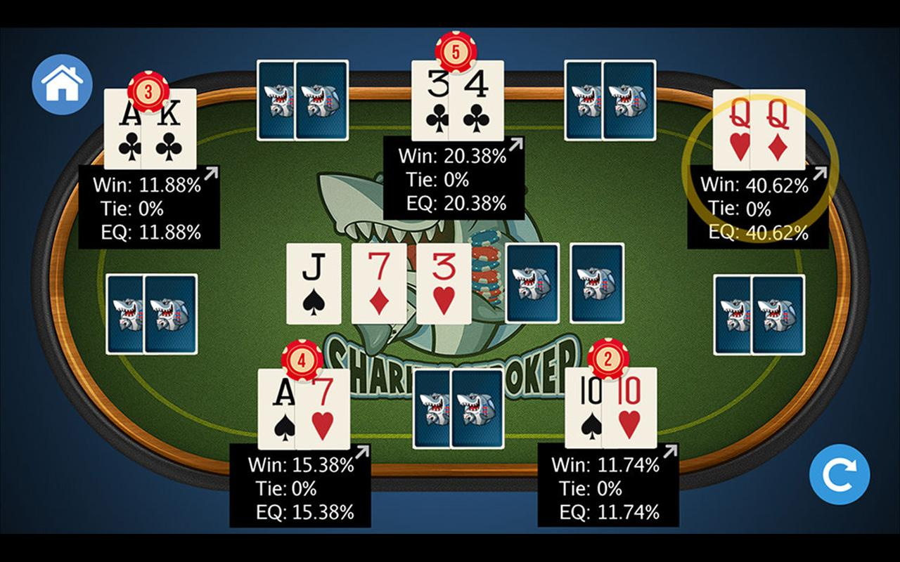 Poker Odds+ Screenshot 0