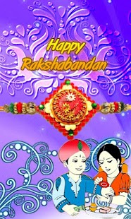 Raksha Bandhan Live Wallpaper - screenshot
