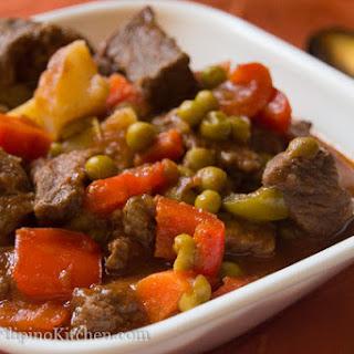 Filipino Stew Recipes